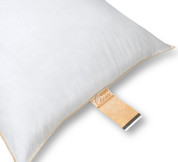 Gold Choice Hospitality Pillow, Standard, 22 oz. Fill, 12 per case, Price Per Each