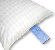 Sleep Free Hospitality Pillow, Queen, 25 oz. Fill, 10 per case, Price Per Each