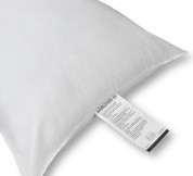Dacron II Hospitality Pillow, Standard, 20 oz. Fill, 12 per case, Price Per Each