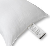 Dacron II Extra Plump Hospitality Pillow, Standard, 22 oz. Fill, 12 per case, Price Per Each