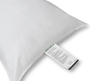 Dacron II Extra Plump Hospitality Pillow, Queen, 27 oz. Fill, 10 per case, Price Per Each