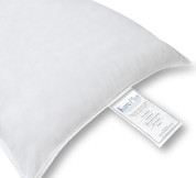 Kare Plus Uncoated Nylon Healthcare Pillow Standard 18 Oz Fill 12 Per Case Price Per Each