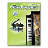 Alfred's Premier Piano Course Lesson 2B