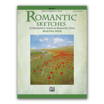 Romantic Sketches Book 1
