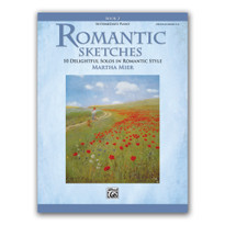 Romantic Sketches Book 2