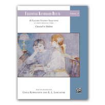 Essential Keyboard Duets Volume 8: Classics to Modern