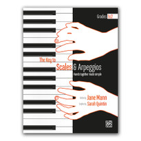 The Key to Scales and Arpeggios - Piano Grades 1 to 2