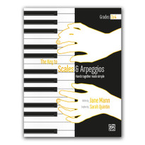 The Key to Scales and Arpeggios - Piano Grades 3 to 4