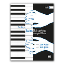 The Key to Scales and Arpeggios - Piano Grade 5 Complete
