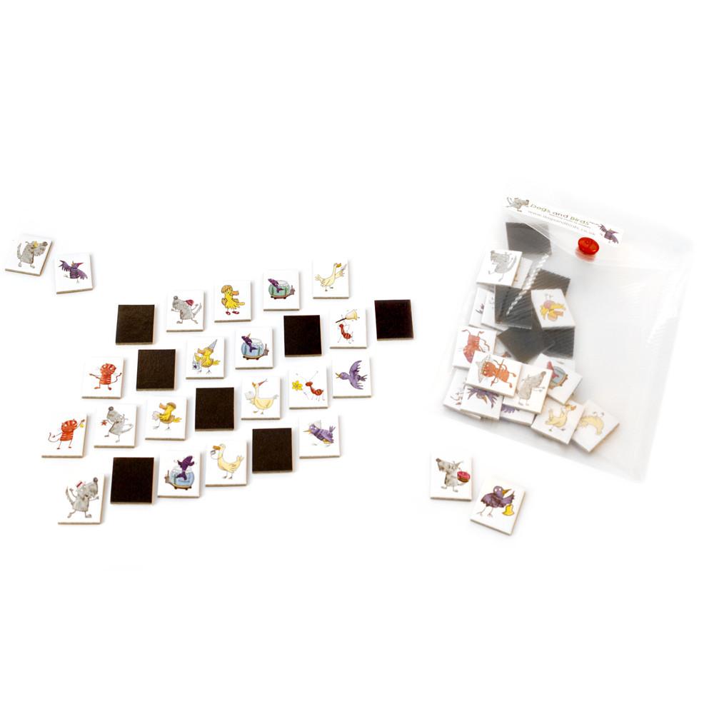 Small Animal Tiles (DB-013) 3