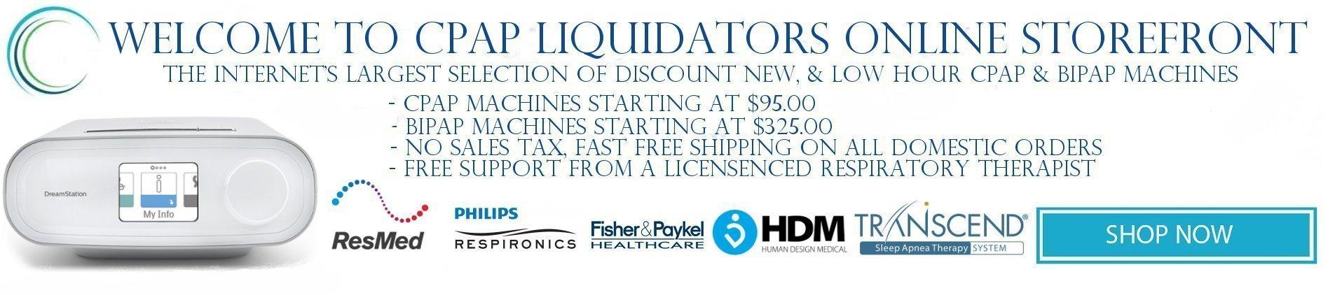 Welcome to CPAP Liquidators