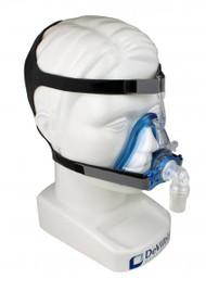 DeVilbiss Innova Gel Full Face Mask with Headgear