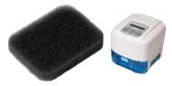 DeVilbiss IntelliPAP Series Black Foam Intake Filter 5-Pak