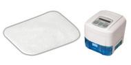 DeVilbiss IntelliPAP Series White Ultrafine Intake Filter 5-Pak