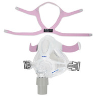 ResMed Mirage Quattro FX for Her Full Face Mask with Headgear