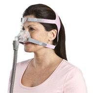 ResMed Quattro Mirage FX for Her Nasal Mask with Headgear