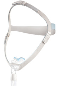 Respironics Nuance Nasal Pillow System with Headgear