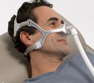 Respironics WISP Nasal Mask with Headgear