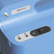 RESPIRONICS EVERFLO Q OXYGEN CONCENTRATOR WITHOUT OPI
