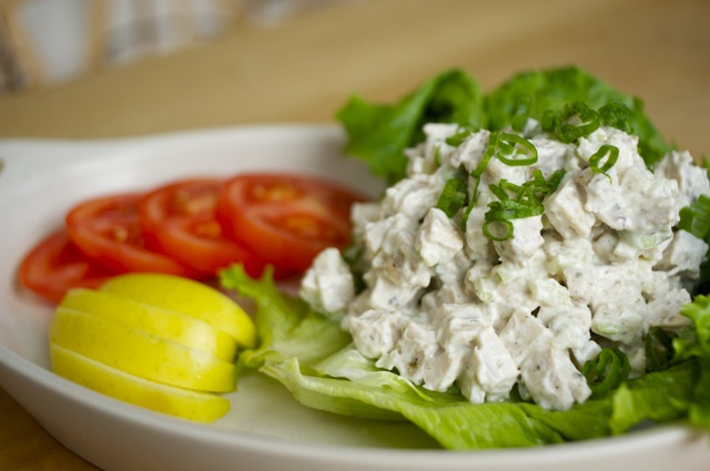 how to make everyday chicken salad