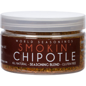 Smokin' Chipotle Seasoning Blend