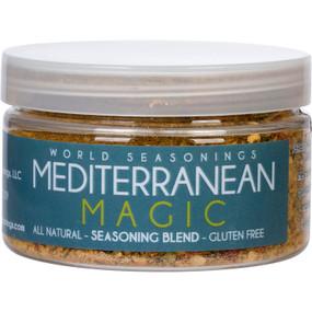 Mediterranean Magic Seasoning Blend