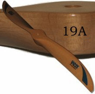 19A wood propeller