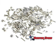 Lambretta Hardware Kit Body JBS Stainless (DW-JB002)