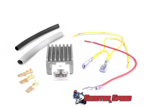 Voltage Regulator BGM 12V AC/DC 4 Plug (DW-BGM6690)