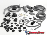Lambretta Body Rubber Kit Casa - Grey Series 1/2 (66-KIT5/8013727)
