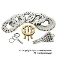 Lambretta Gearbox Kit 5 Speed Crimaz - Series 1-3 (SO-15796000)