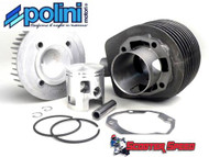Vespa Cylinder Kit 177cc Polini w/head (SO-14000800)
