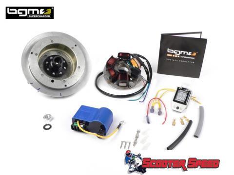 Vespa BGM Pro Electronic Ignition Kit V50/PV 19 (A0-7673183)