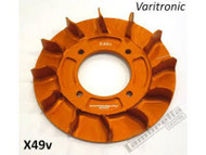 Lambretta Ignition Flywheel Varitronic Casa Pro - High Flow (DW-CPX49V)