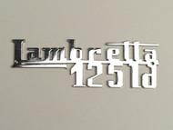 Lambretta Badge Legshield LD125 LD (1957) Casa (9002-C154)