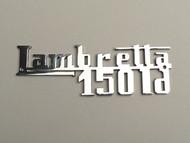 Lambretta Badge Legshield LD150 LD (1957) Casa (9002-C153)