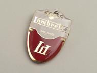 Lambretta Badge Legshield Plaque  LD125 LD (1957) Casa (9002-C150)