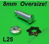Lambretta Handlebar Lever Screw & Nut M8 Oversize Casa (L3L-L25)