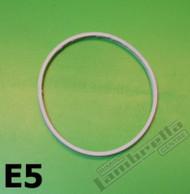 Lambretta Headlight Rubber Gasket Casa LD/D (LD3-E5)
