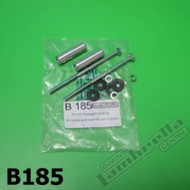 Lambretta Coil Mount Hardware Kit Casa (L8E-B185)