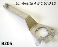 Lambretta Hub Nut Tool Recessed LD Casa (LDA-B205)