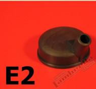 Lambretta Ignition Key Switch Rubber Cap Casa (87-E2)