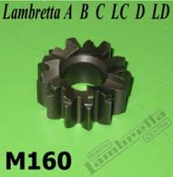 Lambretta Kickstart Gear 13T LD/D '51-55 Casa (LD16-M160)