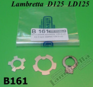 Lambretta Lock Washer Kit Engine LD/D Early Casa (LD14-B161)