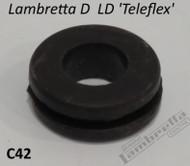 Lambretta Legshield Cable Exit Grommet LD Casa (LD11-C42)