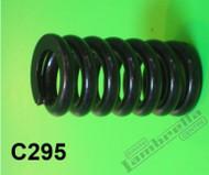Lambretta Seat Spring Main LI S3 LD 51-55 Casa (LD27-C295)