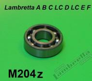 Lambretta Crankshaft Bearing 6203 LD/D Casa (LD23-M204Z)