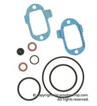 Vespa Carburetor Gasket Rebuild Kit SHBC 19.19 SIP Premium (55-92978400)