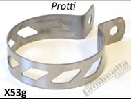 Lambretta Casa Pro Protti  Exhaust Silencer Strap (C53-X53G)