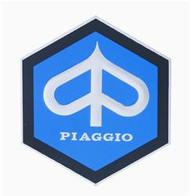 Vespa Badge Hex Piaggio PV/V50/ET3 (B22-95093000)
